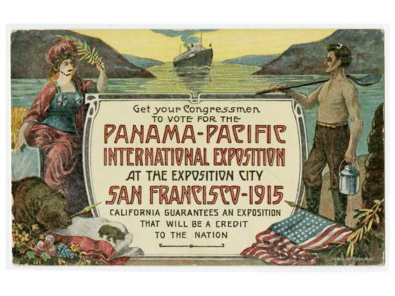The Panama Pacific International Exposition Of 1915