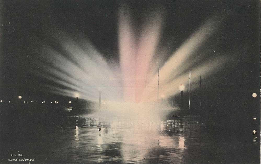The Scintillator, Panama-Pacific International Exposition. Courtesy Ron Plain.