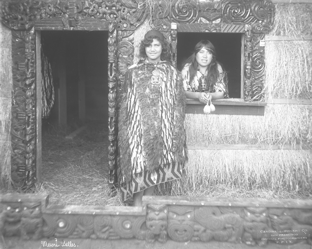 Maori Belles, 1915 Cardinell-Vincent Company | Collection of the Seligman Family Foundation