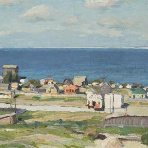 Joseph Raphael, Spring Winds, ca. 1914. Oil on canvas. FAMSF, museum purchase, Skae Fund Legacy, 41765