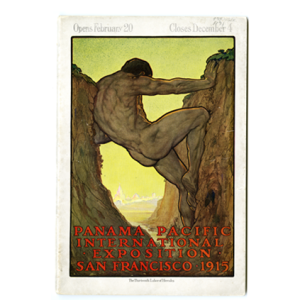 The Thirteenth Labor of Hercules - Panama Pacific International Exposition, 1915, Courtesy California Historical Society