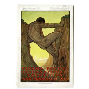 The Thirteenth Labor of Hercules - Panama Pacific International Exposition, 1915, Courtesy California Historical Society